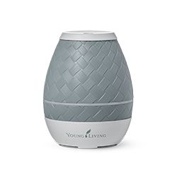 Diffuser-Set SWEET AROMA Ultrasonic-Diffuser +15 ml ätherisches Zitronenöl