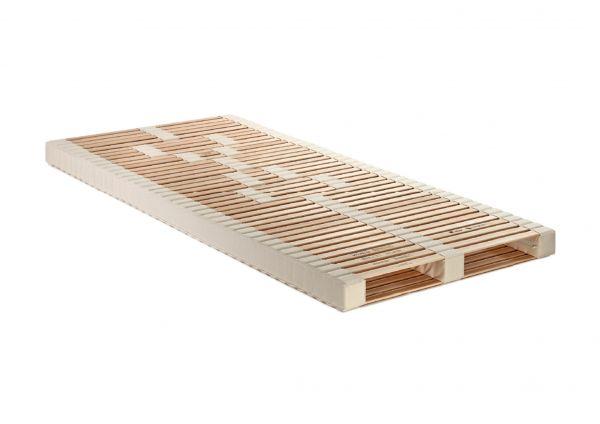 Lamellen-Rost BI-SOMNA 90x200 cm. Individuell verstellbar durch Verschieben