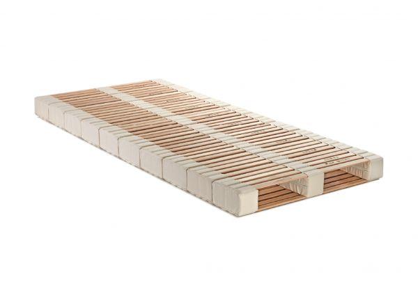 Lamellen-Rost MODULARIS NATURE 100x200 cm. Der nachhaltigste Lamellen-Rost im Netz. 10 ersetzbare Mo