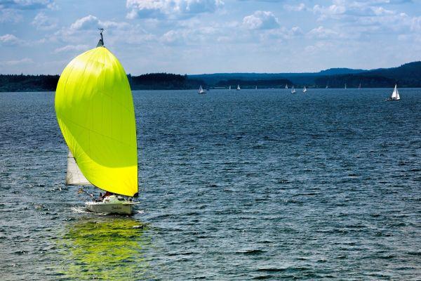 Ein Beratungs-Termin im ZIRBENSTADL verbunden mit einem Ausflug ins phantastische Fränkische Seenlan