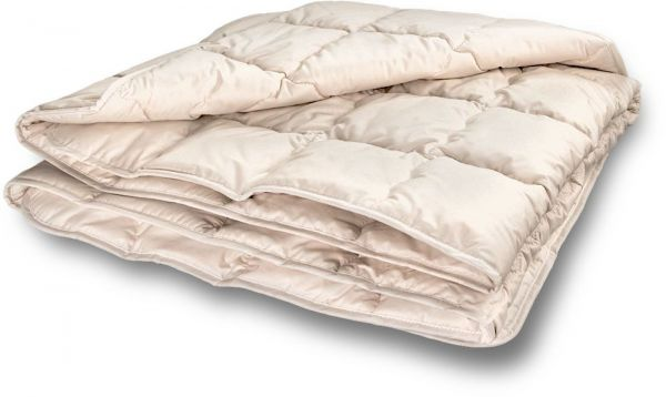 BaLe-Steppdecke warm 135x200 cm, Sommerdecke 100% Baumwolle, kbA, GOTS, Feinperkal
